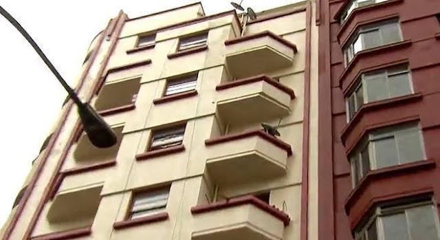Travesti é morta e jogada do 7º andar de prédio no centro de SP