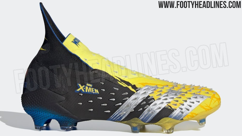 Adidas Marvel X-Men Boots Collection Released - Footy Headlines
