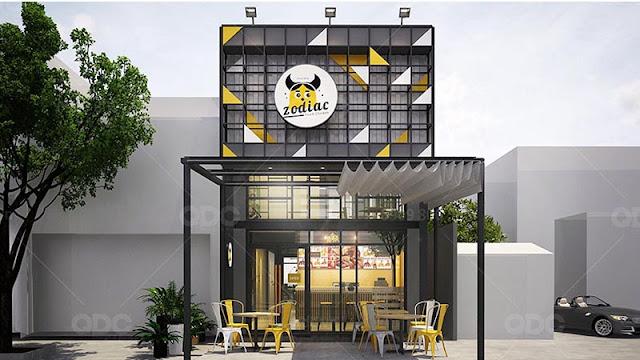 Vài điều cần lưu ý khi thiết kế nhà hàng Hàn Quốc nhất định phải biết