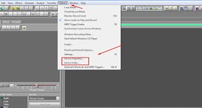 Cara merekam Mikrophone di laptop dengan adobe audition