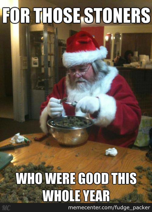 Speak Of The Devil Santa Got Bitten By The Dog
