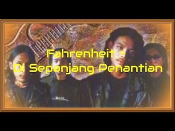 Lirik Lagu Di Sepanjang Penantian Fahrenheit