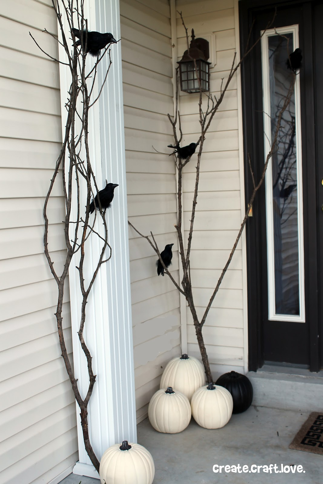 13 halloween porch ideas - lolly jane