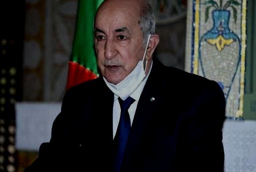 رئيس الجزائر يلتحق من جديد بأحد مستشفى ألمانيا