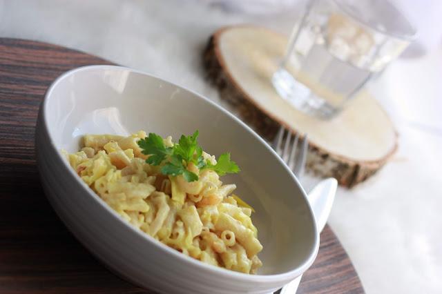 gratin-pates-poireaux-crevettes