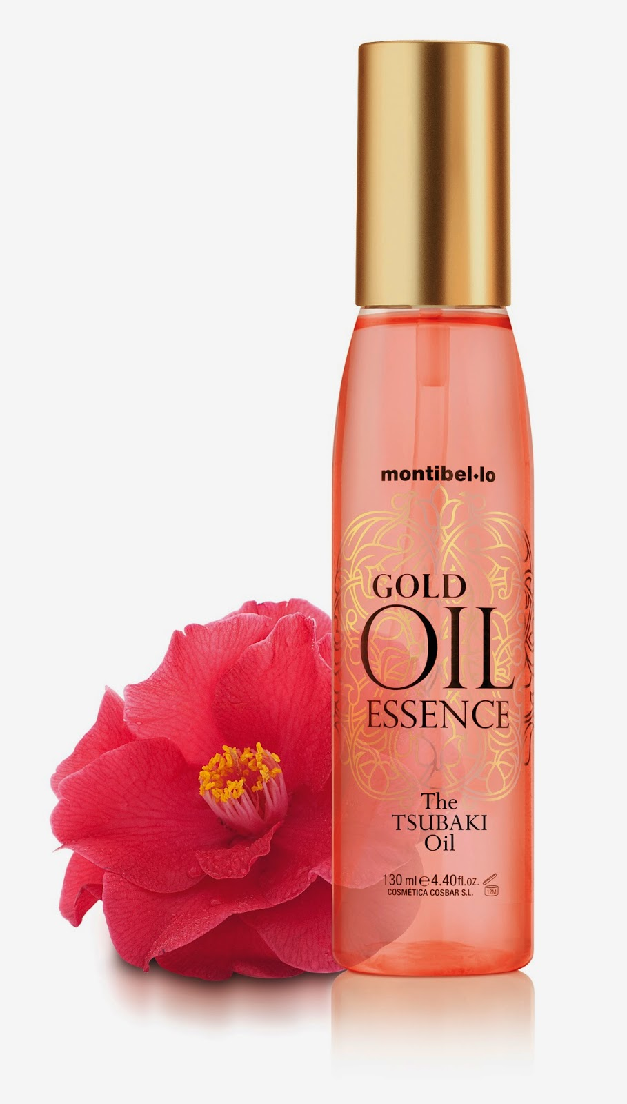Cabello brillante, fuerte y más denso con THE TSUBAKI OIL