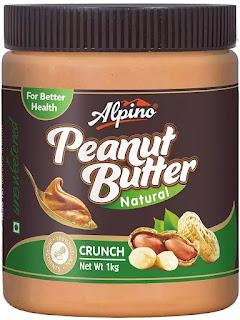 Alpino Natural Peanut Butter