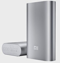 Lowest ever Price: Mi 5200 mAh Power Bank (Silver) for Rs.500 Only @ Flipkart