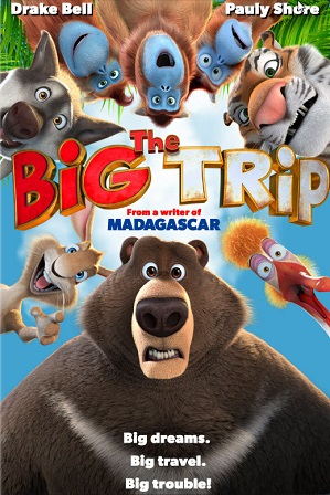 The Big Trip (2019) 250MB Full Hindi Dual Audio Movie Download 480p BRRip