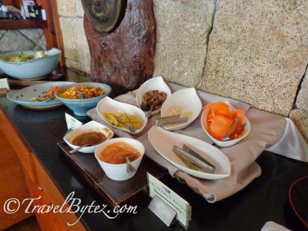 Volando Urai Spring Spa & Resort: Breakfast at ABU Restaurant