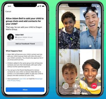 Facebook Launches Messenger Rooms for Unlimited Video Calls, to Compete with Zoom
