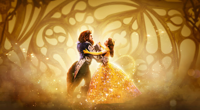 Beauty and the Beast Shanghai Disneyland Production