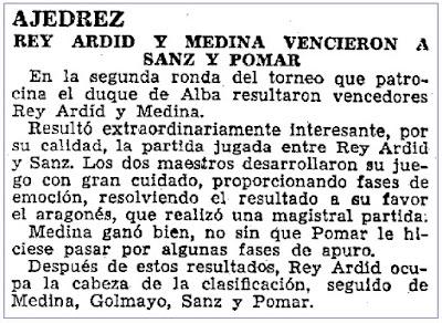 Recorte de ABC, 5 de enero de 1946
