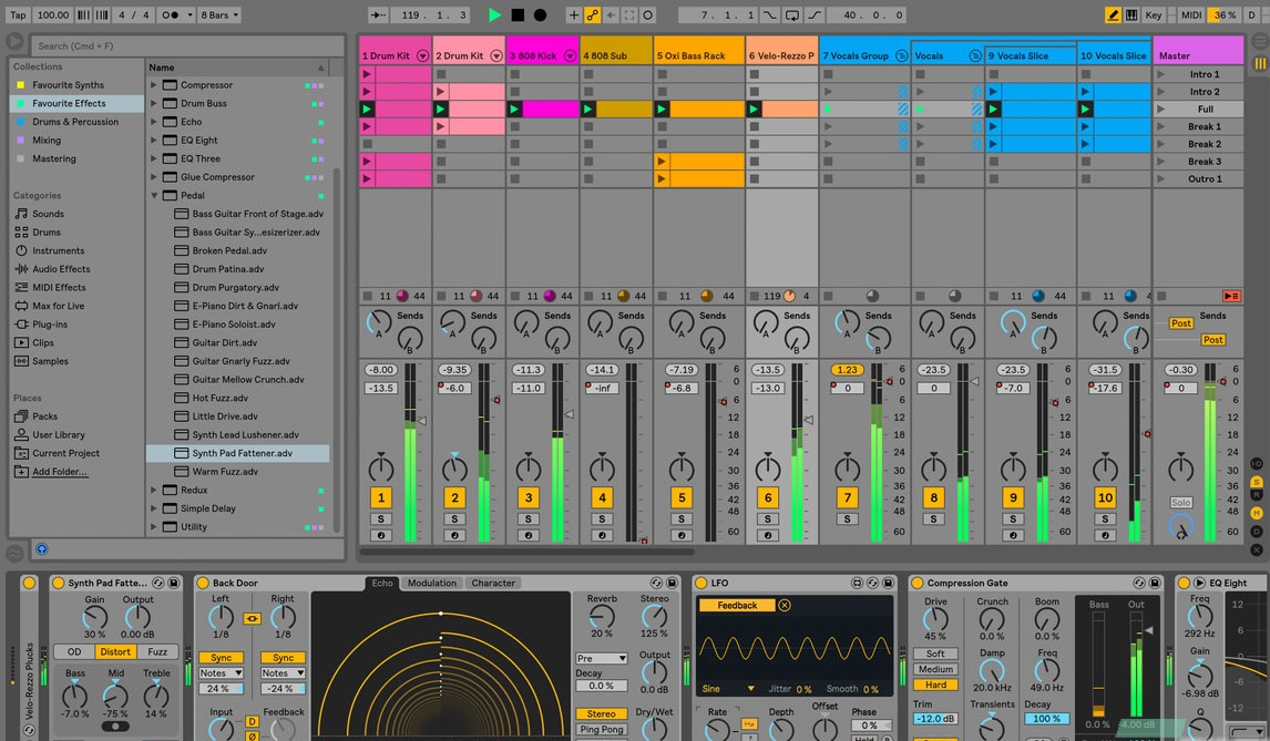 Ableton Live Suite 10 1 + Patch + Keygen (WIN-MAC)