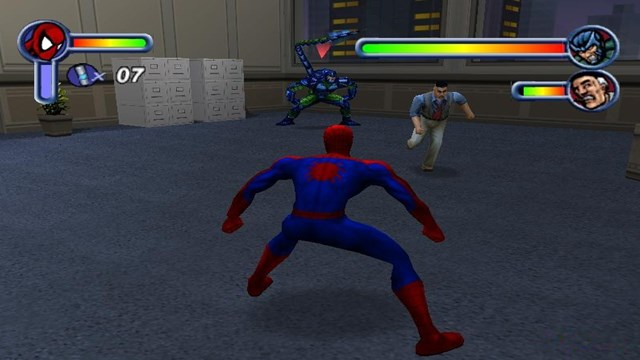Download Spider Man 1 PC Games Gameplay