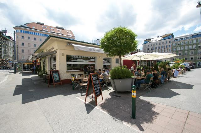 Karmelitermarkt e Bauernmarkt-Vienna