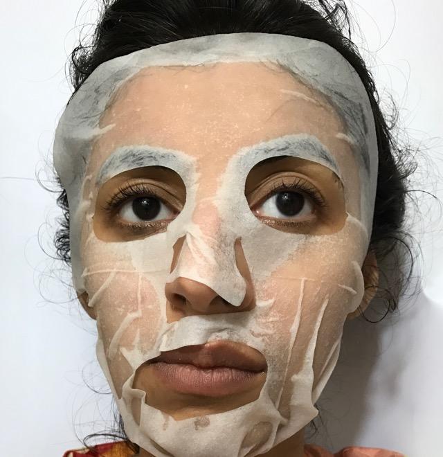 Skin18 - Nature Republic Real Nature Mask Sheet - Bamboo | Review