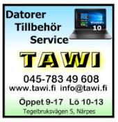 Köp Närpespresentkort hos TAWI