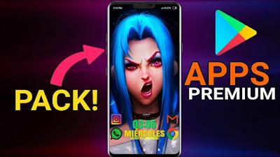 Pack De 11 Aplicaciones Premium Para Android Actualizadas (Mediafire)
