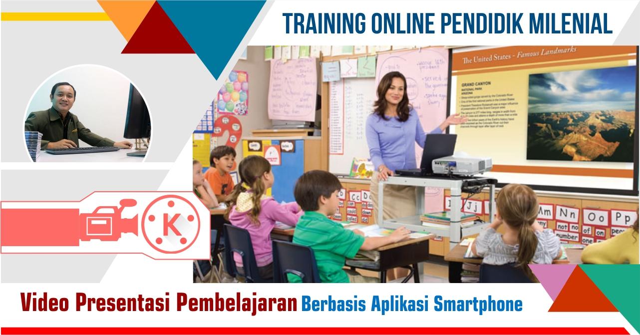 Training Inovasi Video Presentasi Pembelajaran