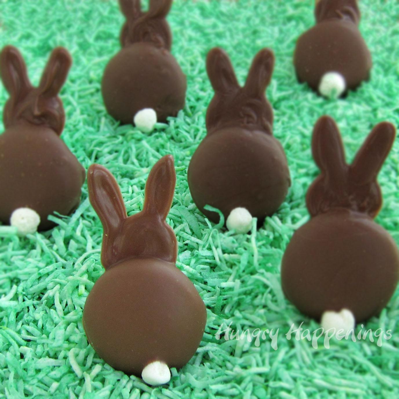 easter treat egg bunny - photo #26