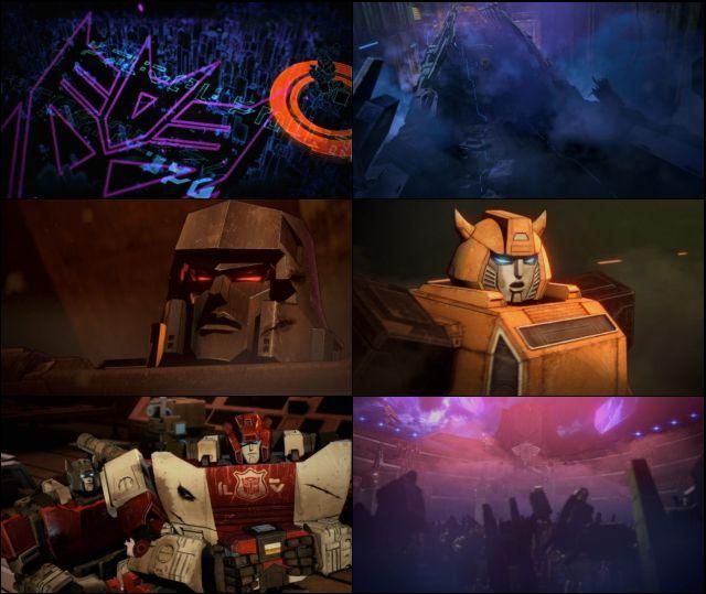 Transformers: La guerra por Cybertron Temporada 1 (2020) HD 720p Latino Dual