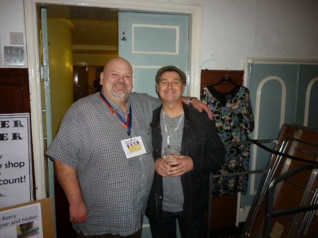 tony casey and les hilton at Grand Northern Ukulele Festival