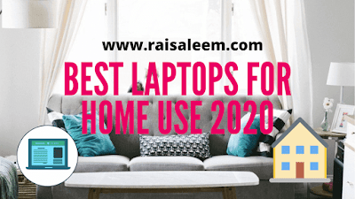 Best laptops for home use 2020