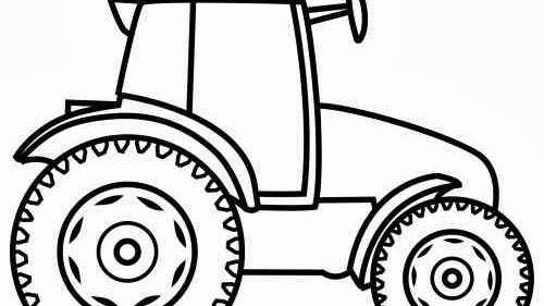 maehdrescher ausmalbilder traktor john deere kostenlos