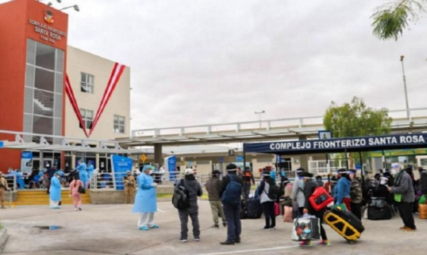 Tacna: autoridades inician coordinaciones para reapertura de frontera con Chile