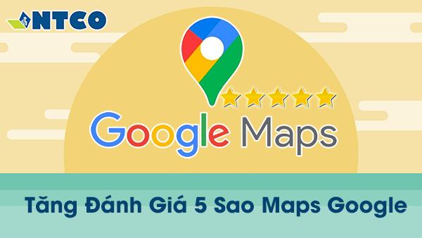 danh gia tren google maps