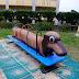 イヌ型12~揺れる動物
