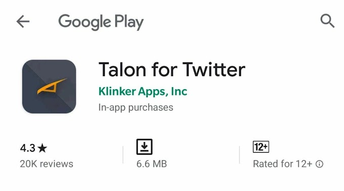 Talon for Twitter (Plus) v7.7.9.2196 Patched