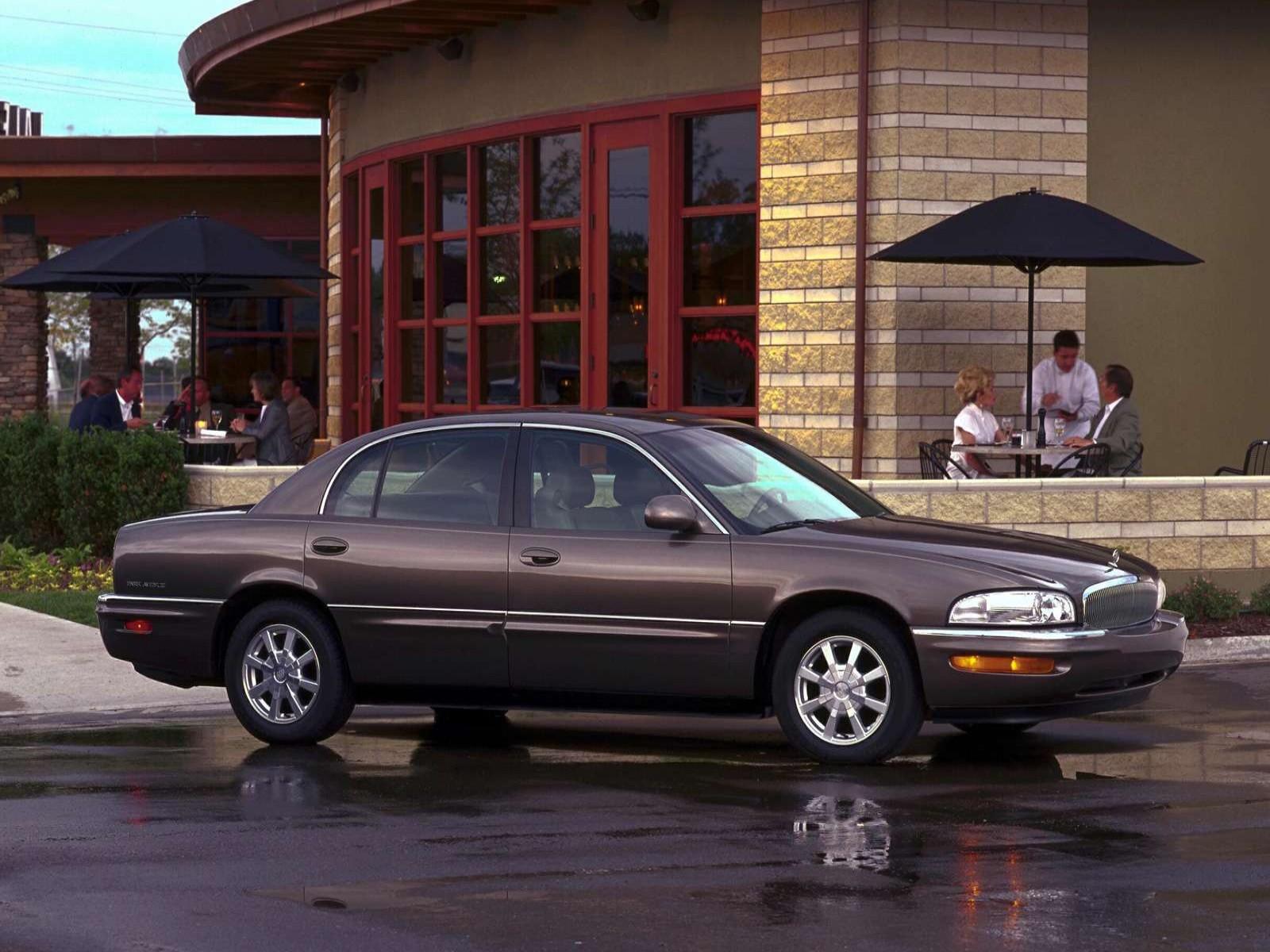 Buick Park Avenue on 1999 Buick Lesabre Custom