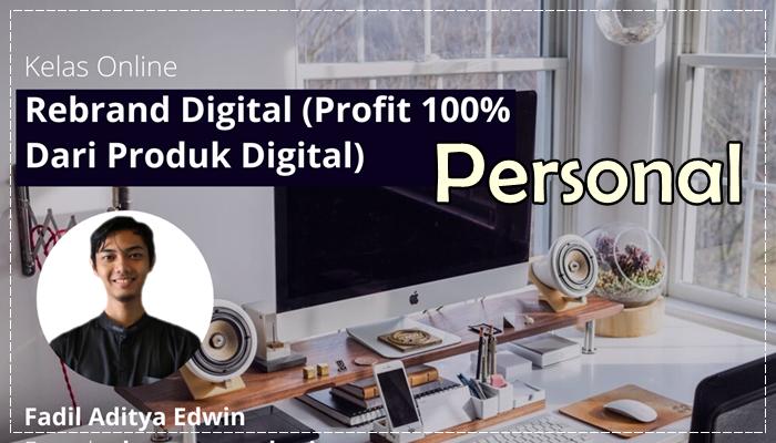 Rebrand Digital Class - Personal