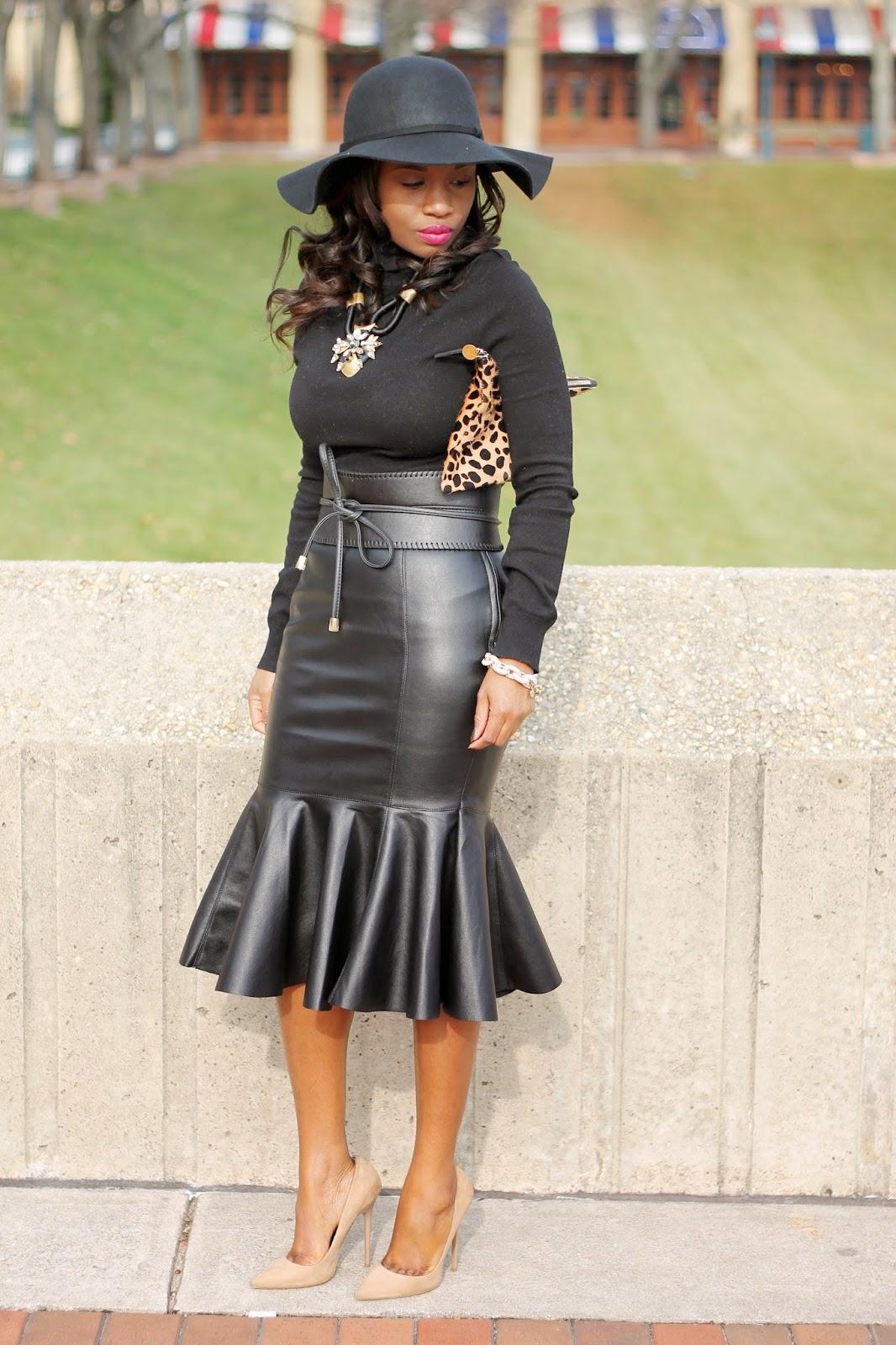 Bbw Leather 38