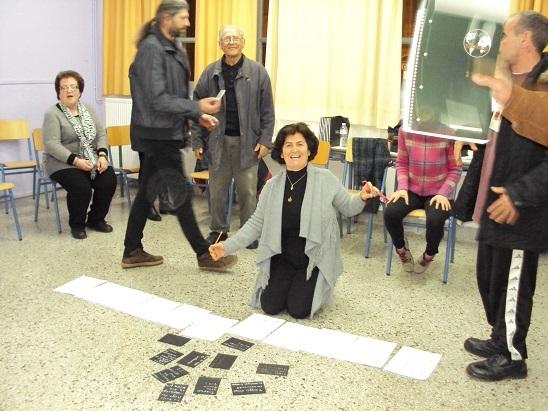 """Συμμετοχή του Εσπερινού Γενικού Λυκείου Ναυπλίου στο θεατροπαιδαγωγικό πρόγραμμα """"Εκπαιδεύοντας το κοινό στο Αρχαίο Δράμα"""""""