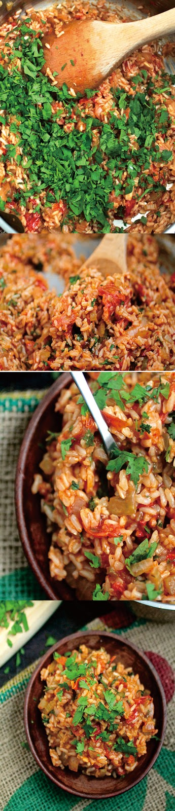 SPICY VEGAN JAMBALAYA HEALTHY RECIPE