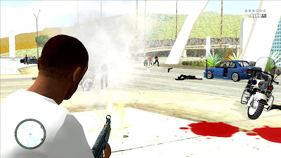 GTA San Andreas Ultimate Graphics Mod Pack 2021
