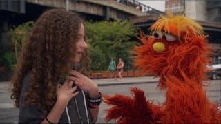 Murray What's the Word on the Street Jealous, Sesame Street Episode 4401 Telly gets Jealous season 44