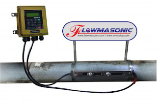 Flowmasonic WUF 100 CF Ultrasonic Flow Meter