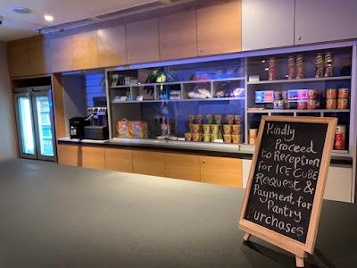 Snack market, Hilton Garden Inn KL South on level M