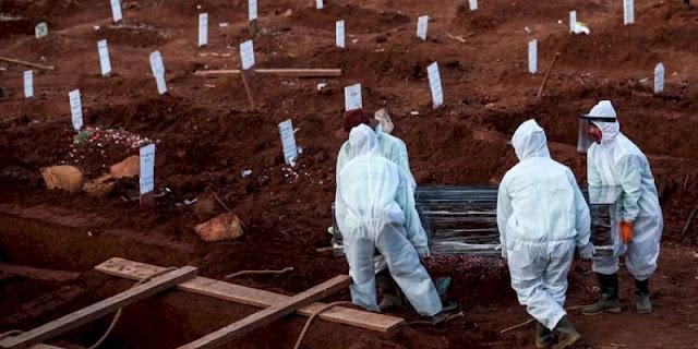 Ketua FPI: Ada Pejabat Yang Ingin Terus Menari Di Tengah Pandemi