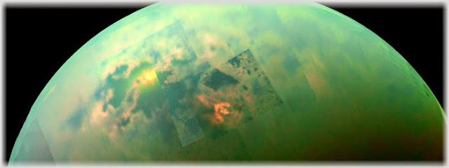 Resultado de imagem para Lua Titan