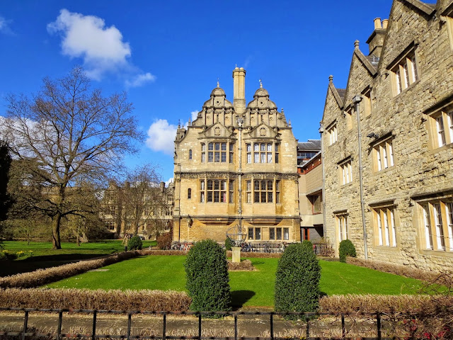 Oxford in a Day: Trinity College