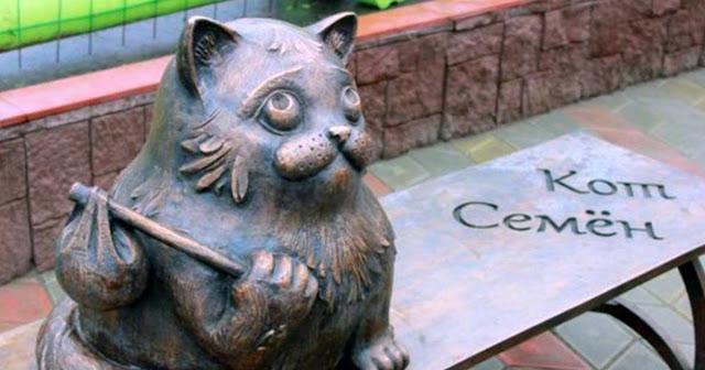 Легендарный кот Семен: 6 лет он шёл от Москвы до родного Мурманска, чтобы вернуться к хозяевам.