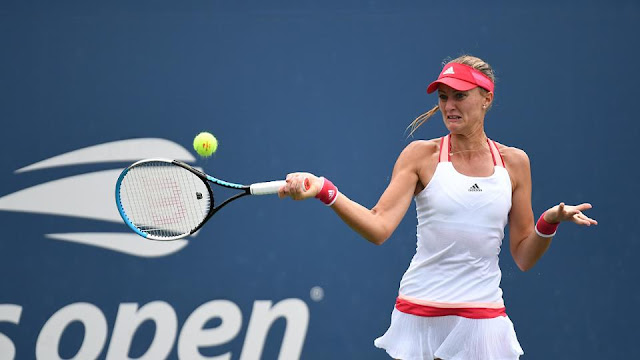 Francesa Kiki Mladenovic é excluída do US Open por ter contato com Benoit Paire