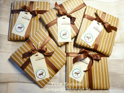 stempelfix papiert te selbst gemacht geschenke weihnachtlich verpackt. Black Bedroom Furniture Sets. Home Design Ideas
