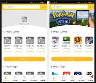 تحميل, احدث, التطبيقات, والالعاب, للاندرويد, والكمبيوتر, MoboPlay ,App ,Store