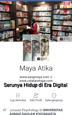 Serunya Hidup di Era Digital menggunakan sosial media facebook - Serunya Hidup di Era Digital-cara membuat blog, cara membuat website, domain indonesia, domain murah, domainesia, hosting indonesia, hosting murah, lomba blog domainesia.